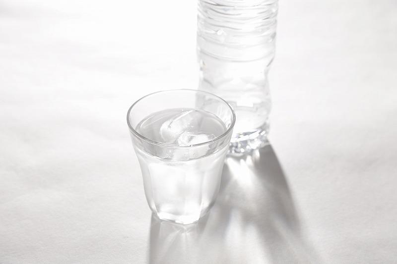 水の飲み方